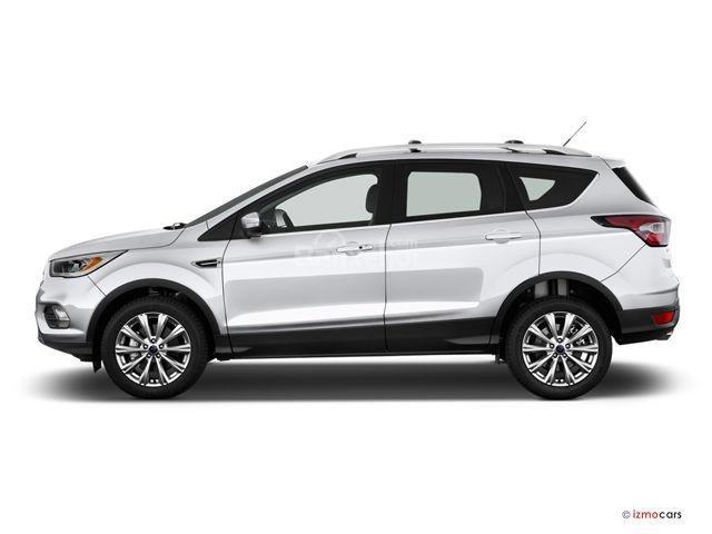 Đánh giá xe Ford Escape 2018 về thiết kế thân xe