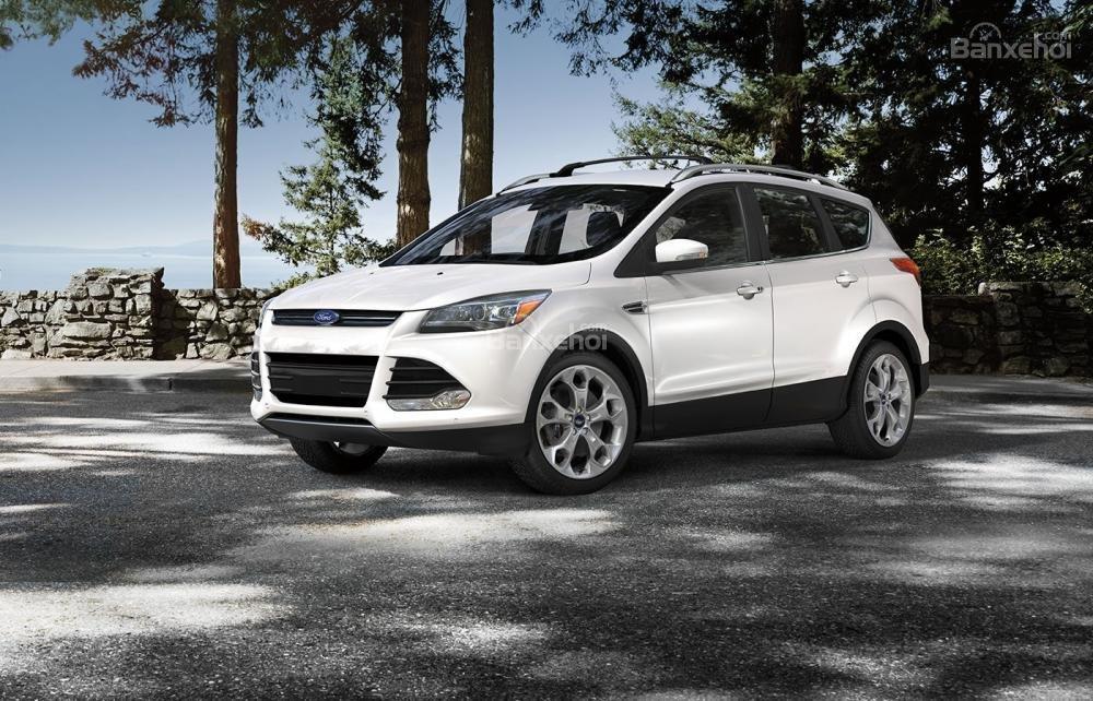 Mức tiêu thụ nhiên liệu của Ford Escape 2018 chỉ được đánh giá ở mức ổn