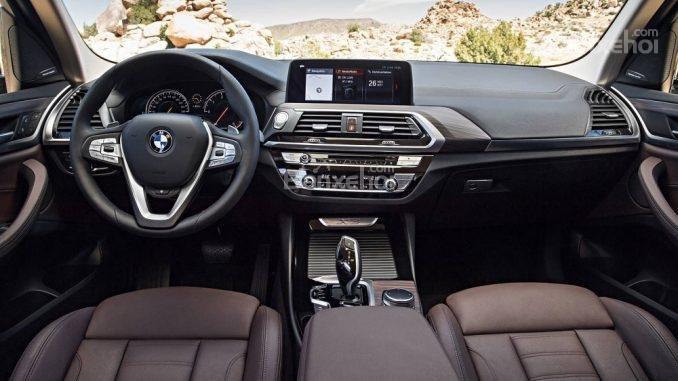 BMW X3 2018 công bố giá bán và thông số tại Úc a2