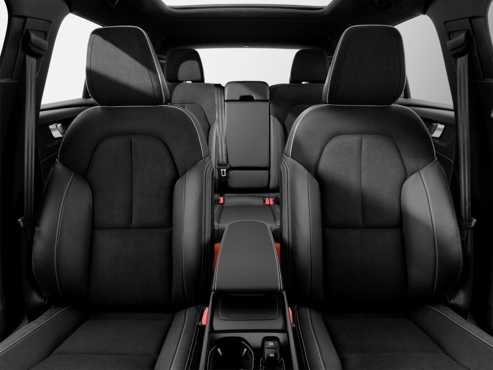 Đánh giá xe Volvo XC40 2018 về hệ thống ghế ngồi: Ghế ngồi đa dạng về chất liệu 1