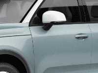Đánh giá Volvo XC40 2018 về thiết kế thân xe: Gương chiếu hậu tích hợp xi-nhan