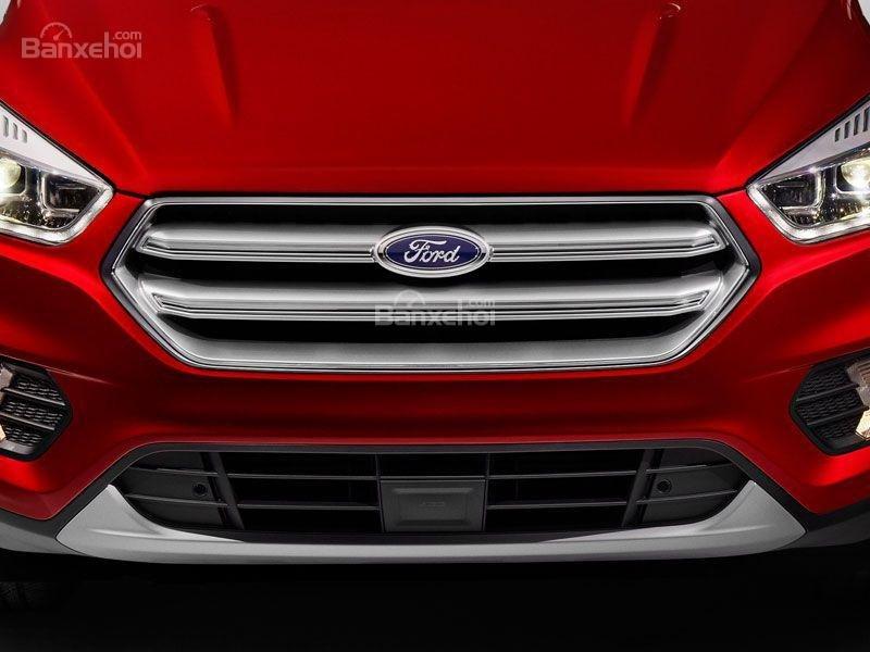 Ford Escape 2017 sở hữu nhiều điểm đổi mới đáng chú ý a1