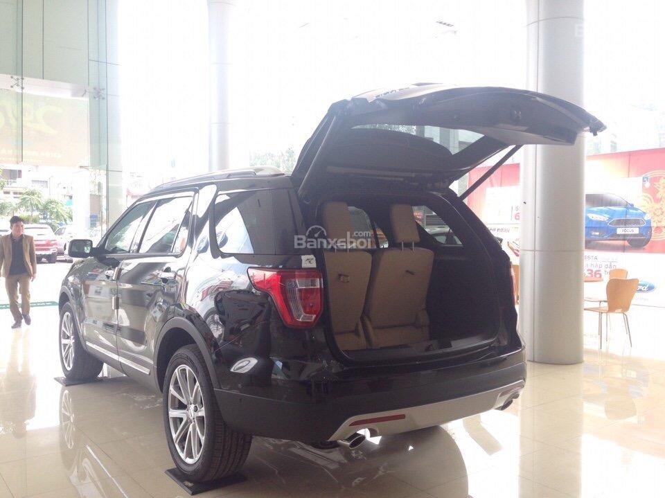 Giao xe Ford Explorer 2.3L Ecoboost Limited, bảo hành chính hãng, hỗ trợ trả góp 80%-2