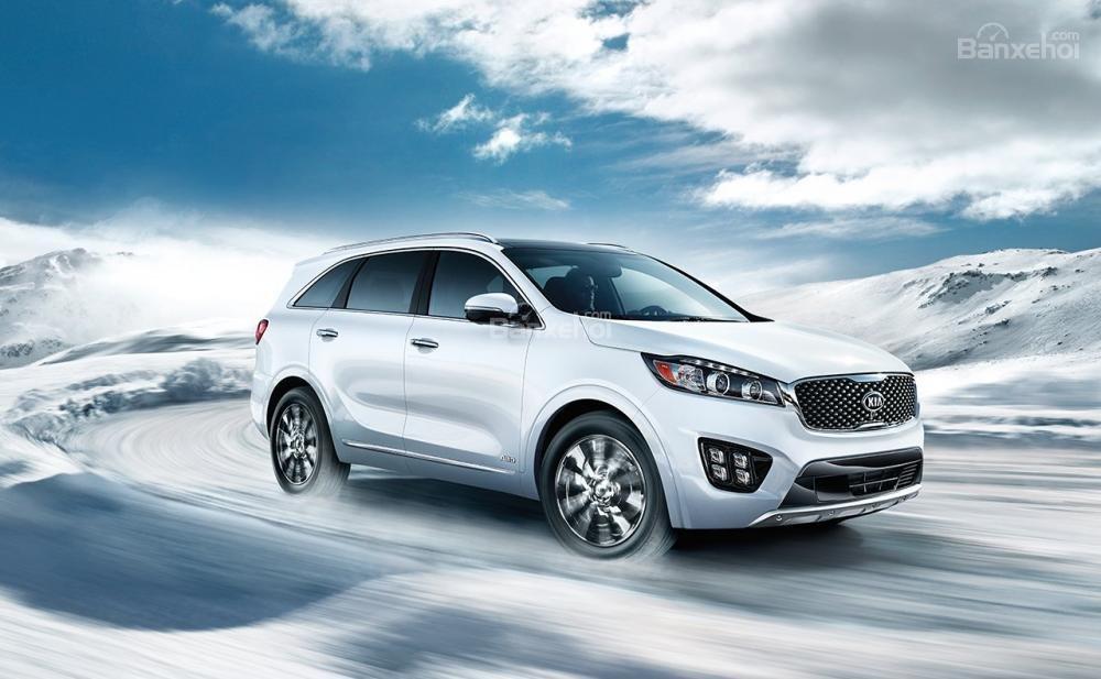 Đánh giá xe Kia Sorento 2018: Phiên bản toàn mới có nhiều ưu điểm vượt trội.