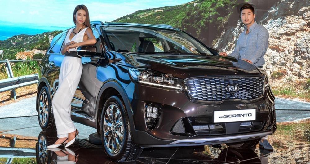 Đánh giá xe Kia Sorento 2018: Sở hữu nhiều cải tiến ấn tượng.