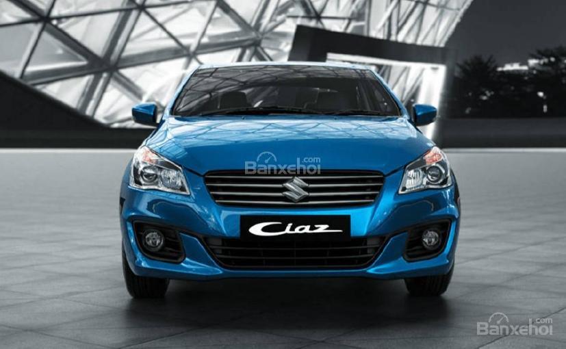 ô tô Suzuki Ciaz màu xanh