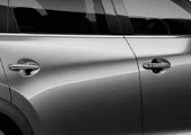 Đánh giá xe Mazda CX-8 2018 về thiết kế thân xe: Tay nắm cửa nhỏ nhắn, tiện lợi