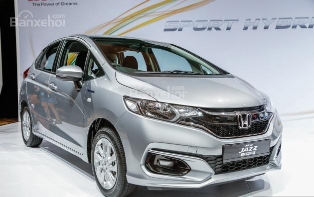 """""""Cơn sốt"""" mang tên Honda City Hybrid và Jazz Hybrid tại Malaysia a2"""