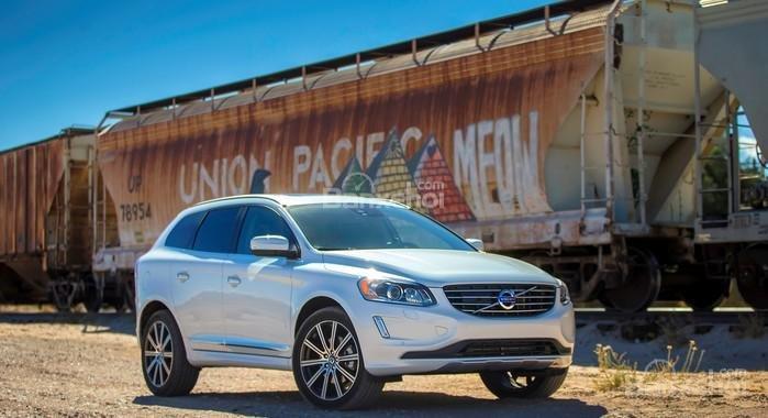 Tháng 9/2017: Doanh số xe Volvo tăng trưởng 11,2%.