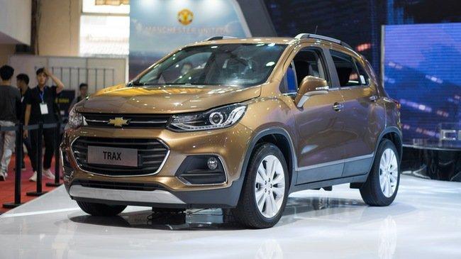 Chevrolet Trax lần đầu hạ giá gần 100 triệu đồng, quyết hạ Ford Ecosport.