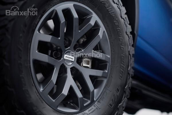 Mâm xe Ford F-150 Raptor 2018
