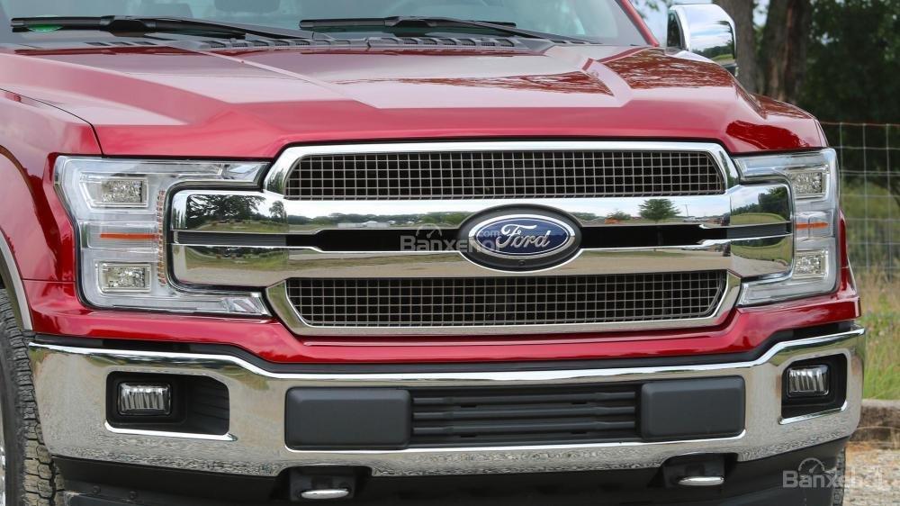 Lưới tản nhiệt Ford F-150 2018