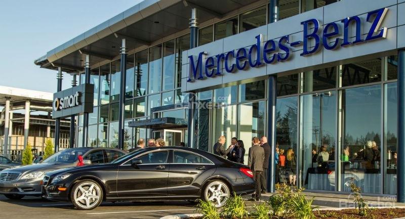 Quý III/2017: Doanh số Mercedes-Benz cao nhất trong lịch sử.
