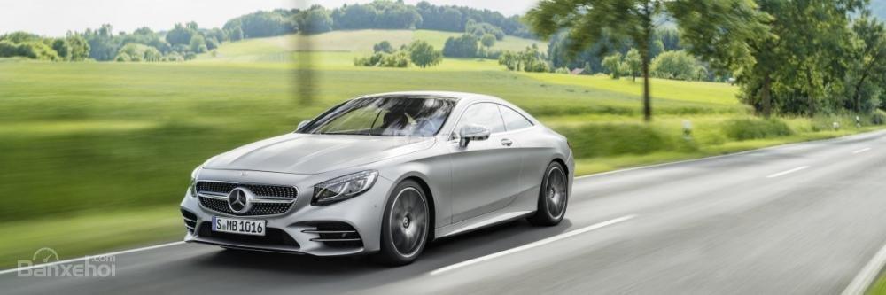 Mercedes-Benz ghi nhận doanh số kỷ lục ở hầu hết các thị trường lớn.