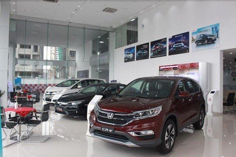 Honda CR-V bứt phá trong tháng 9, đứng thứ 2 top xe ăn khách.