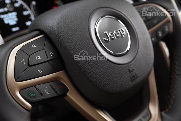 Vô-lăng xe Jeep Grand Cherokee 2017