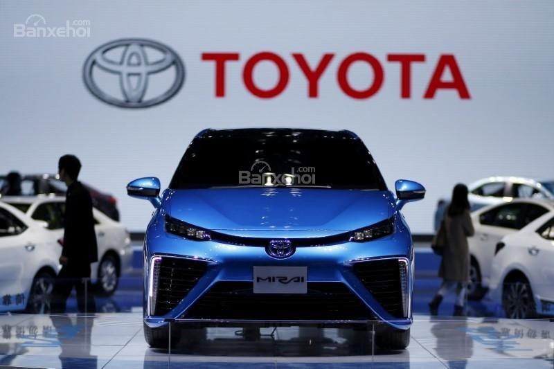 Tháng 9/2017: Doanh số Toyota và Honda tăng 15% tại Trung Quốc.