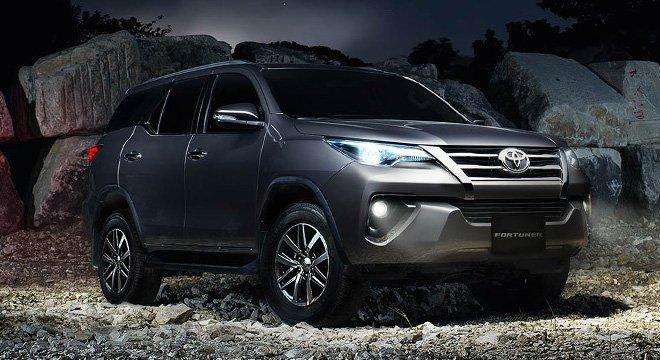 Toyota Fortuner đạt hạng 3 trong bảng xếp hạng xe ăn khách tháng 9.