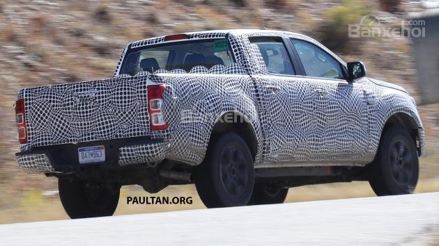 Ford Ranger 2019 sẽ mang đến cho khách Mỹ cả 2 lựa chọn động cơ xăng, dầu.