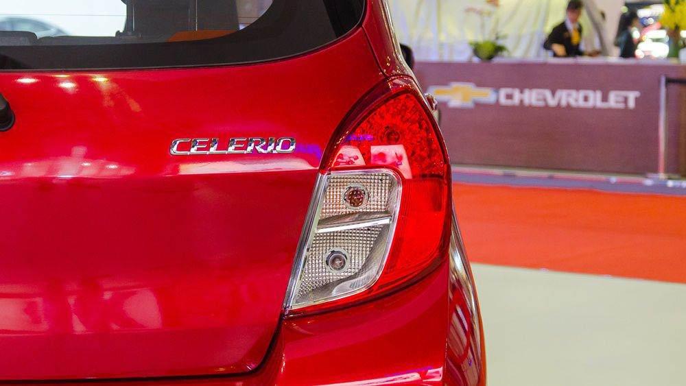 Ảnh chụp tên xe Suzuki Celerio 2018