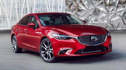 Mazda 6 thiết lập sàn mới, 820 triệu đồng.
