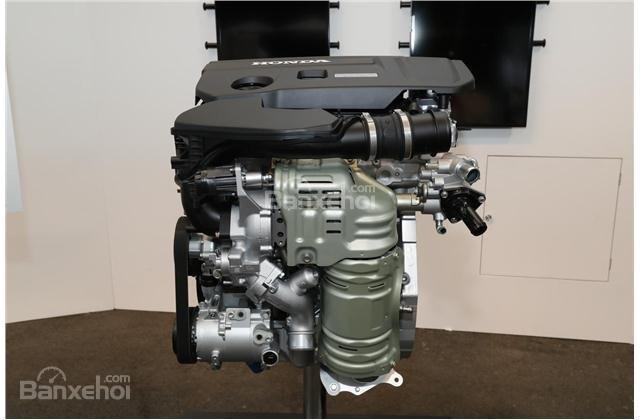 động cơ xe Honda Accord 2018