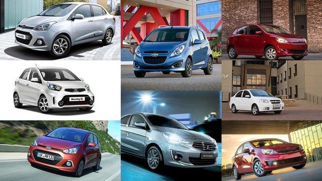 Dòng xe ô tô nhỏ, giá rẻ có hay không cố tình giảm giá bán để tránh lệ phí trước bạ mới?.