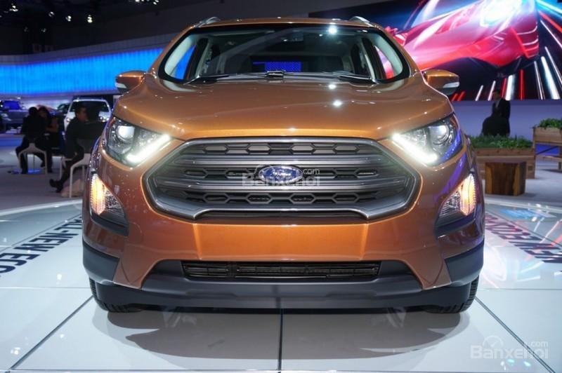 Đầu xe Ford Ecosport