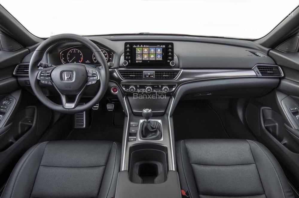 bánh lái Honda Accord 2018