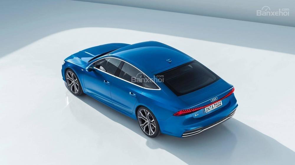 Đánh giá xe Audi A7 Sportback 2019: Đẹp hơn, nhiều công nghệ hơn a15