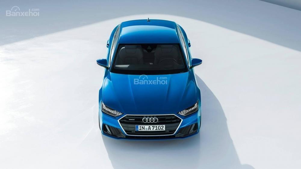 Đánh giá xe Audi A7 Sportback 2019: Đẹp hơn, nhiều công nghệ hơn a12