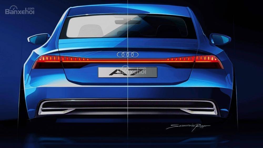 Đánh giá xe Audi A7 Sportback 2019: Đẹp hơn, nhiều công nghệ hơn a3