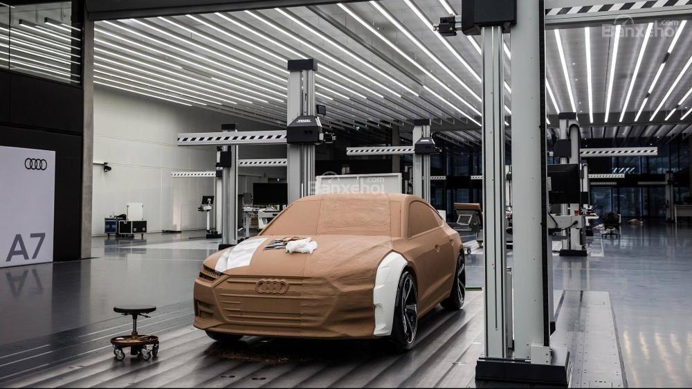 Đánh giá xe Audi A7 Sportback 2019: Đẹp hơn, nhiều công nghệ hơn a18