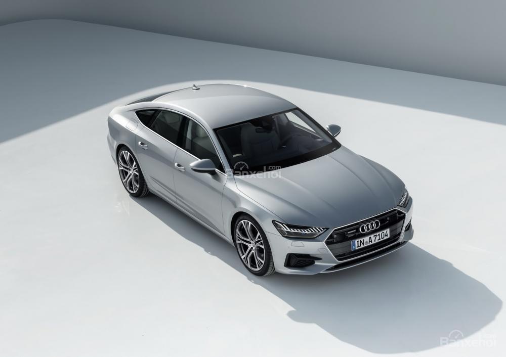 Đánh giá xe Audi A7 Sportback 2019 về thiết kế ngoại thất