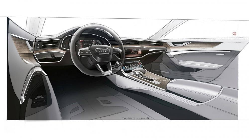 Đánh giá xe Audi A7 Sportback 2019: Đẹp hơn, nhiều công nghệ hơn a11