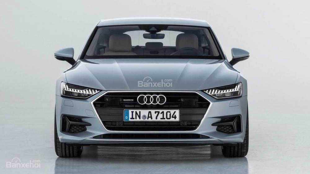 Đầu xe Audi A7 Sportback 2019 thế hệ mới nhất