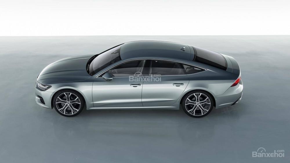 So sánh xe Audi A7 Sportback 2019 thế hệ mới và cũ: Thay đổi đến từng chi tiết a11
