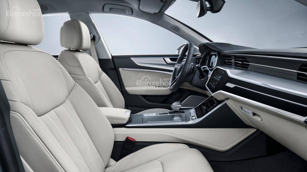 So sánh xe Audi A7 Sportback 2019 thế hệ mới và cũ: Thay đổi đến từng chi tiết a14