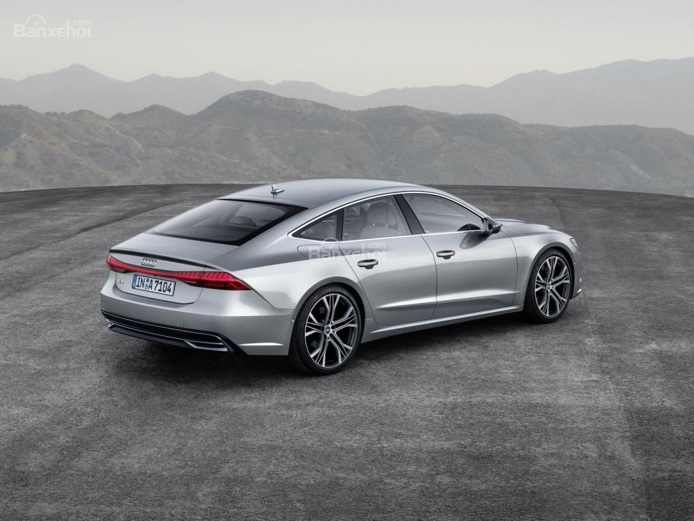 So sánh xe Audi A7 Sportback 2019 thế hệ mới và cũ: Thay đổi đến từng chi tiết a10