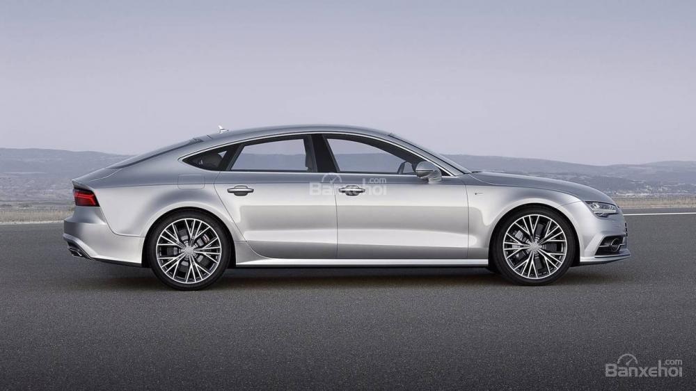 Thân xe xe Audi A7 Sportback 2012 thế hệ cũ