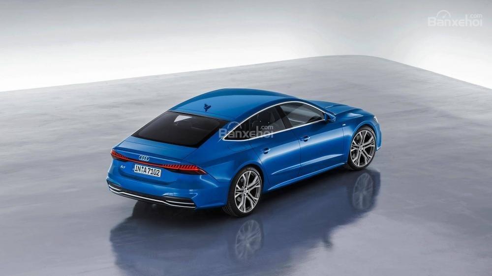 So sánh xe Audi A7 Sportback 2019 thế hệ mới và cũ: Thay đổi đến từng chi tiết a7