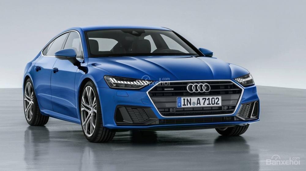 So sánh xe Audi A7 Sportback 2019 thế hệ mới và cũ: Thay đổi đến từng chi tiết a3
