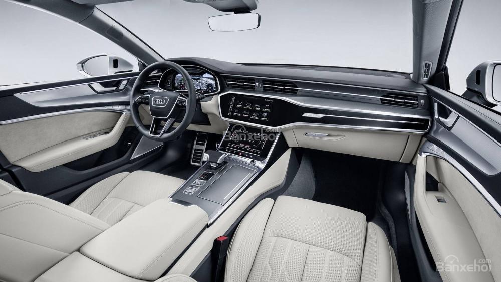So sánh xe Audi A7 Sportback 2019 thế hệ mới và cũ: Thay đổi đến từng chi tiết a13