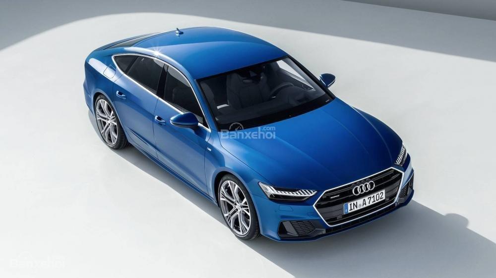 So sánh xe Audi A7 Sportback 2019 thế hệ mới và cũ: Thay đổi đến từng chi tiết a6