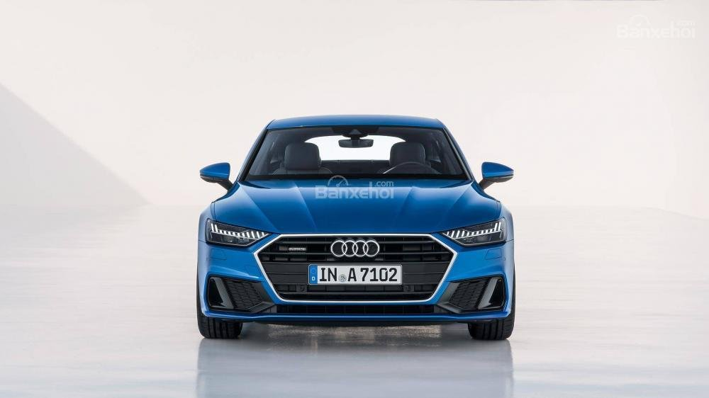 So sánh xe Audi A7 Sportback 2019 thế hệ mới và cũ: Thay đổi đến từng chi tiết 4a