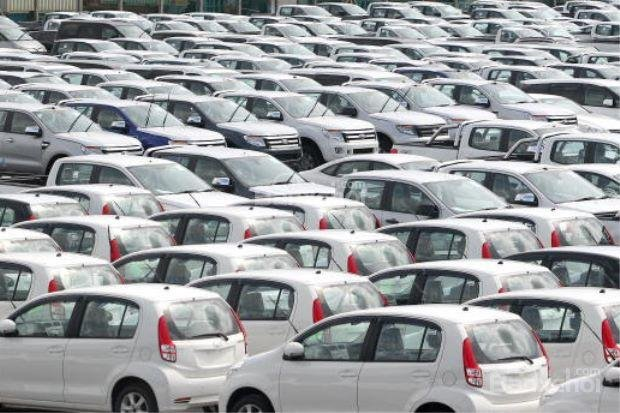 ô tô xuất khẩu malaysia