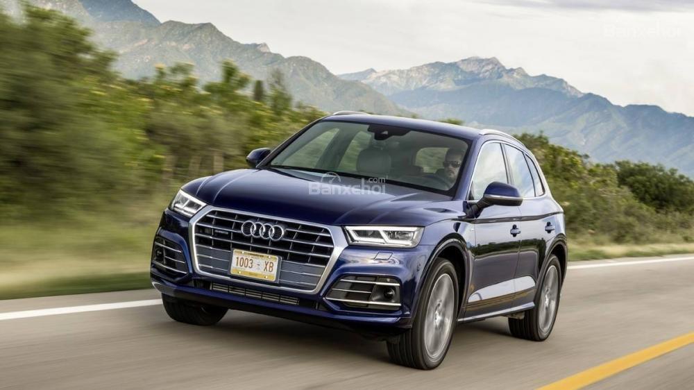 So sánh xe Audi Q5 2018 và Volvo XC60 2018: Chiến thắng thuộc về Q5.
