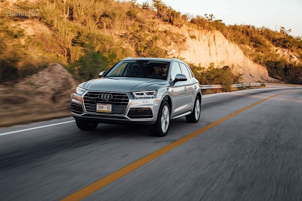 So sánh xe Audi Q5 2018 và Volvo XC60 2018 về độ tin cậy.