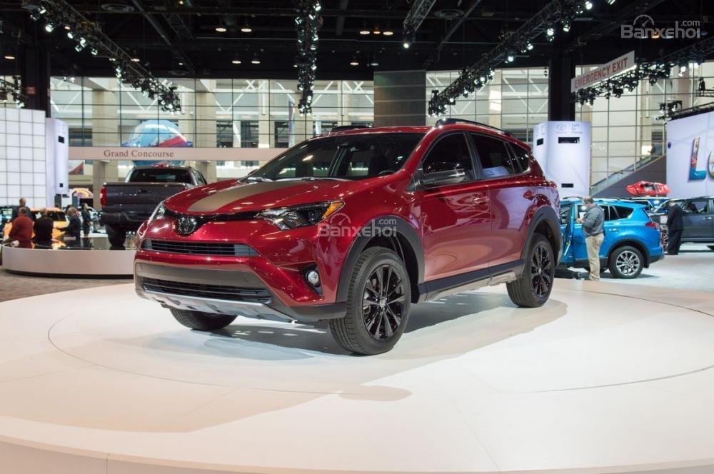 Toyota RAV4 2018.
