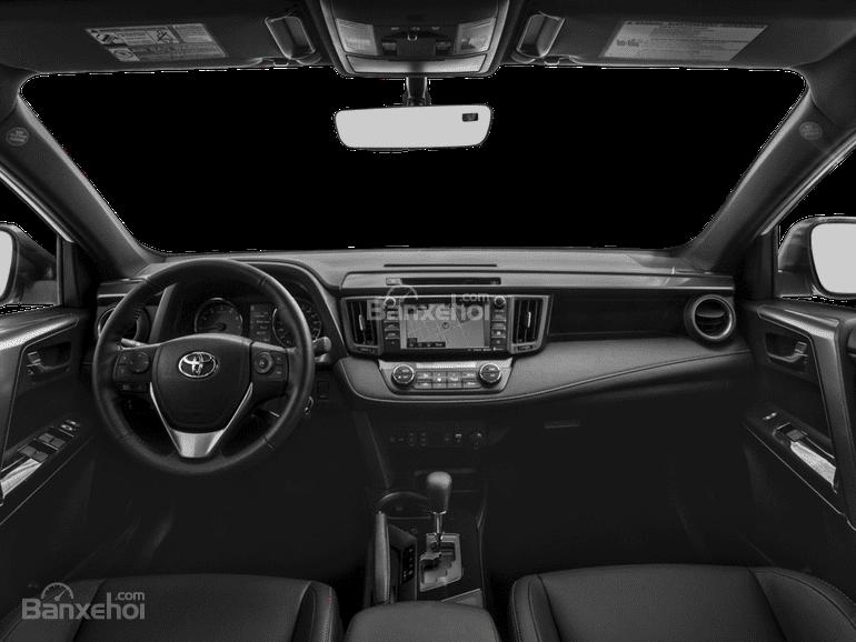 Nội thất Toyota RAV4 2018 1a